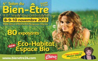 Salon Bien Etre de Périgueux 2013