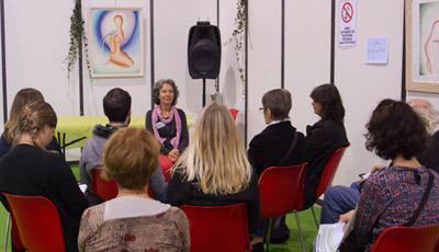 Conférence sur le Salon du Bien-Être de Périgueux 2017