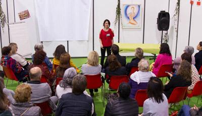 Conférence sur le Salon Bien-Être de Périgueux