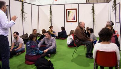 Un Atelier sur le Salon du Bien-Être de Périgueux en 2017