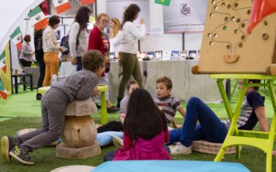 Les Enfants ont aussi un espace dédié sur le Salon Bien-Être de Périgueux