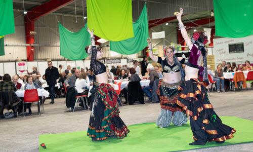 Danses Sohalia Tribale au moment du Cocktail